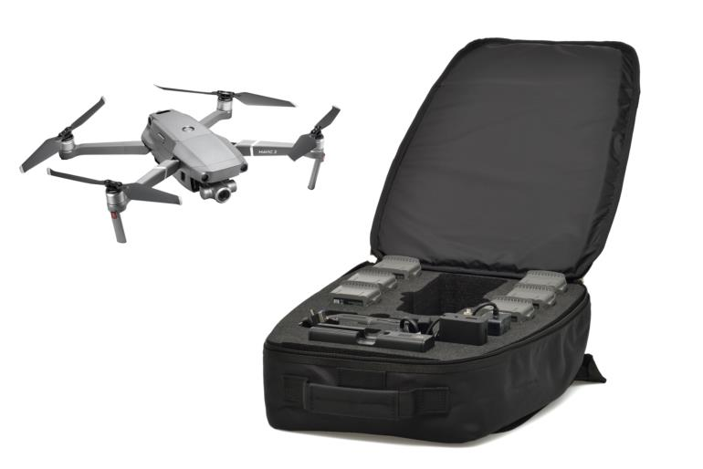 SOFT BAG HPRC3500 WITH CUBED FOAM FOR MAVIC 2 PRO/ZOOM