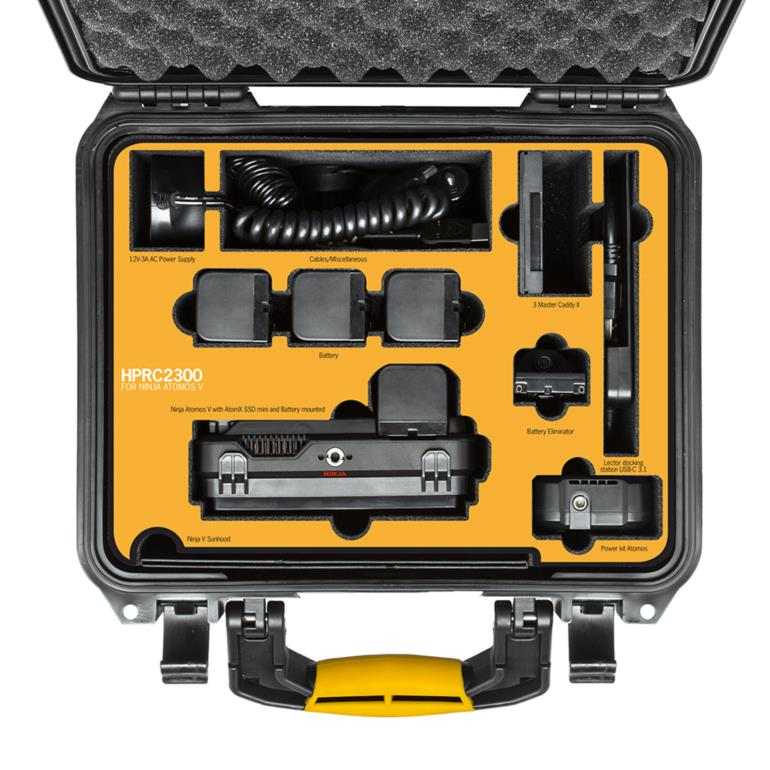 HPRC2300 for Atomos Ninja V