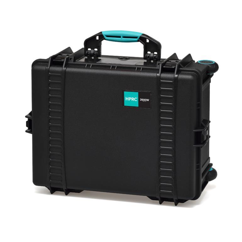 HPRC 2600W RESIN CASE