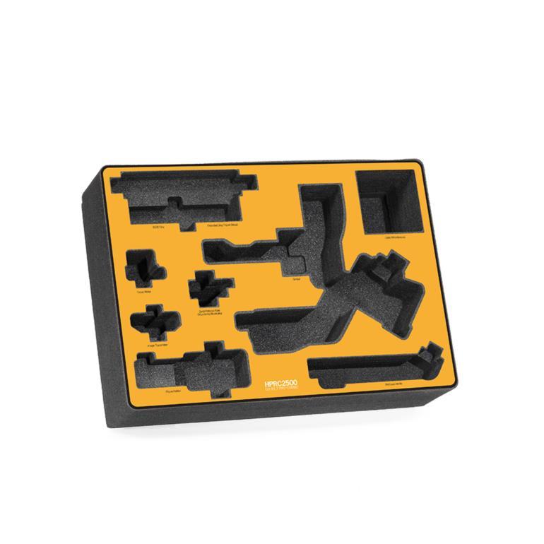FOAM KIT FOR DJI RONIN RS2 PRO COMBO ON HPRC2500