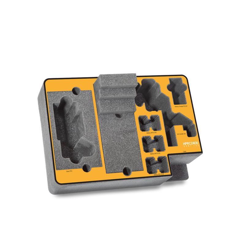 FOAM KIT FOR SONY FX3 ON HPRC2400